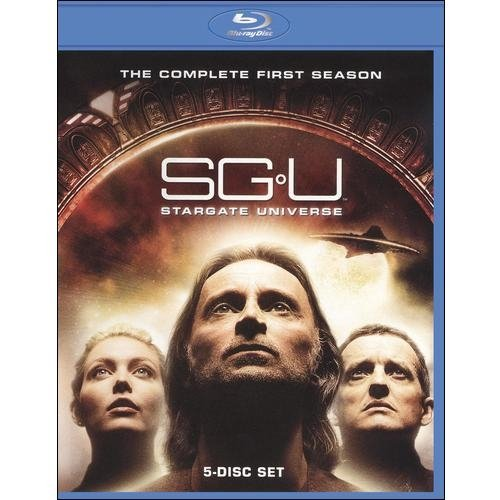 SGU Stargate Universe: The Complete First Season (Blu-ray)