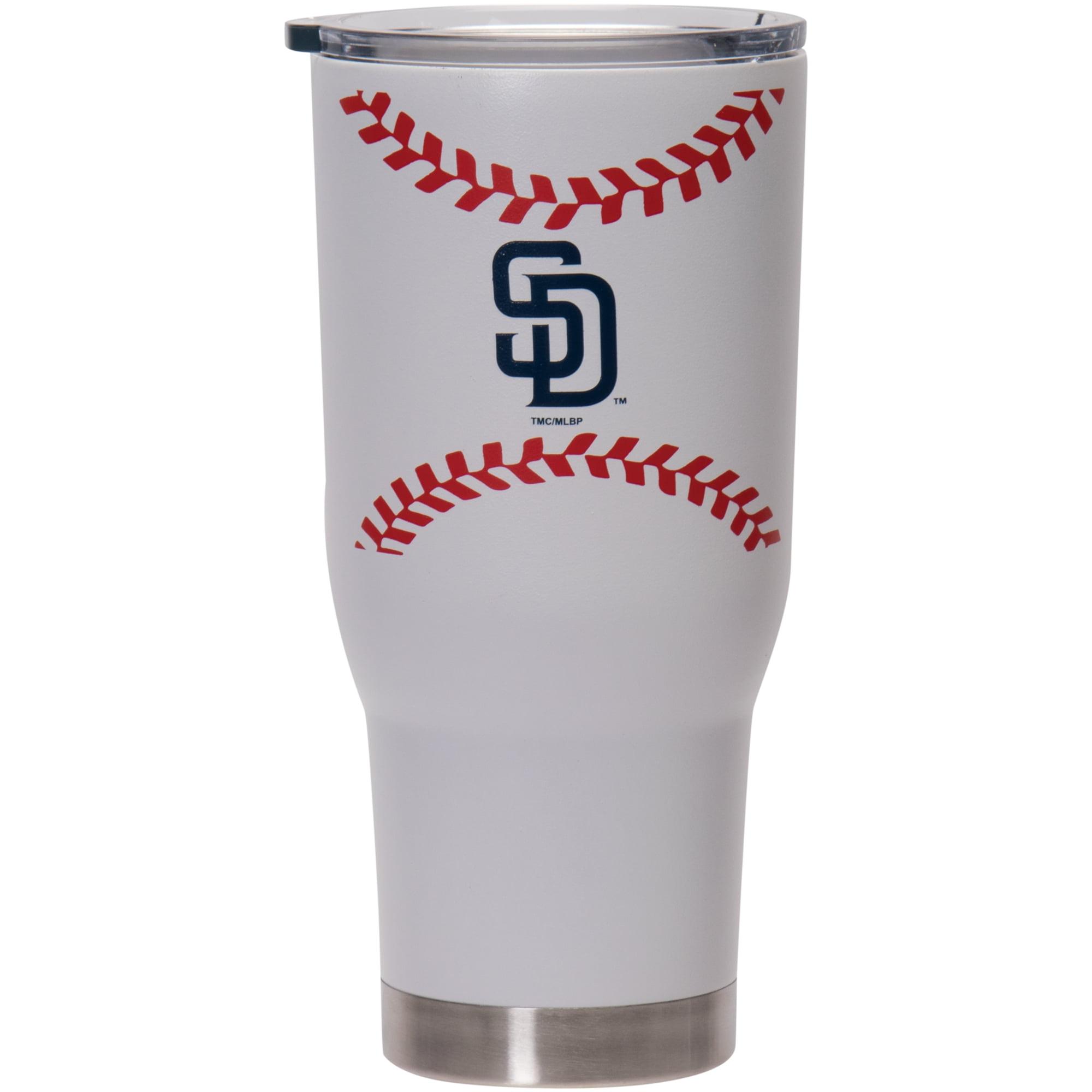 San Diego Padres 32oz. Baseball Tumbler - No Size