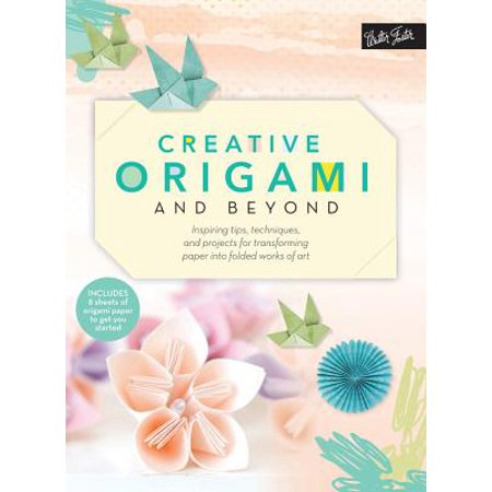 Creative Origami and Beyond : Inspiring Tips, Techniques, and Projects for Transforming Paper Into Folded Works of Art](Halloween Art Projects Pinterest)