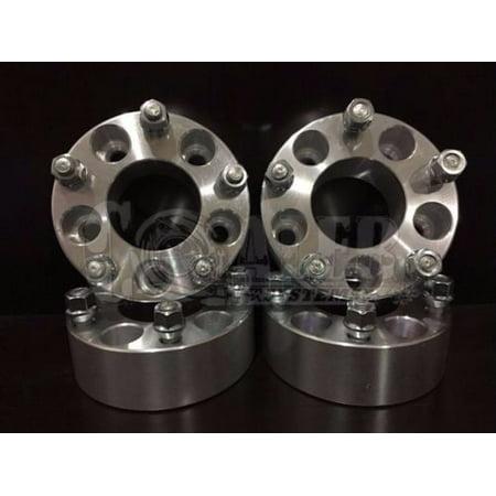 4PC Wheel Spacers | 5x114.3 / 5x4.5 |1/2X20 | 2