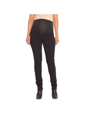 edf8048cb0 Product Image Maternity Petite Full-Panel Skinny Jeans. Great Expectations