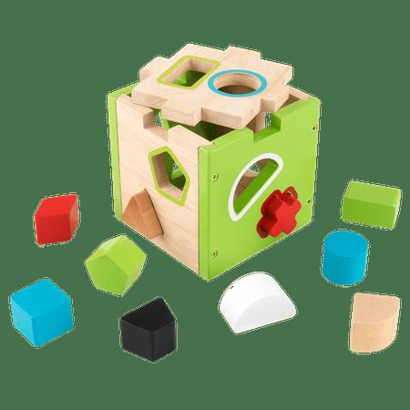 Shape Sorting Cube (KidKraft Shape Sorting Cube)