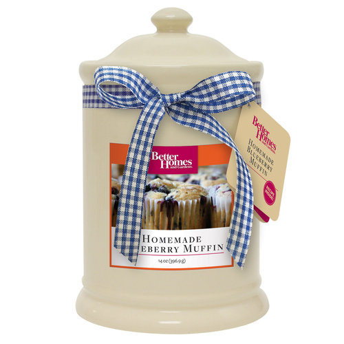 Better Homes and Gardens Candle, Blueberry