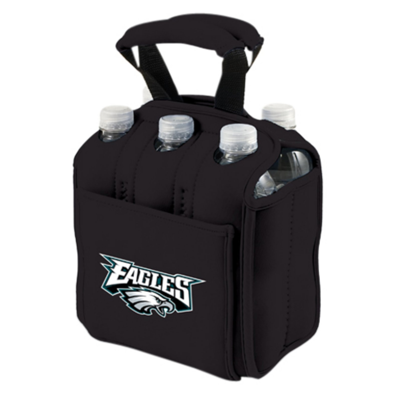 Picnic Time Six Pack, Blk Philadelphia Eagles Digital Print
