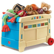 Step2 Lift & Roll Kids Toy Box and Organizer Storage Set
