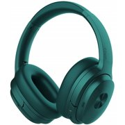 COWIN SE7 Active Noise Cancelling Headphones Bluetooth Headphones with Microphone Deep Bass Wireless Headphones Over Ear 30H Playtime Foldable Headsets - Dark Green