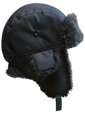 72eae29e63e Product Image NICE CAPS Big And Little Boys Taslon Trapper Winter Snow Ski  Headwear Hat with Big Ear