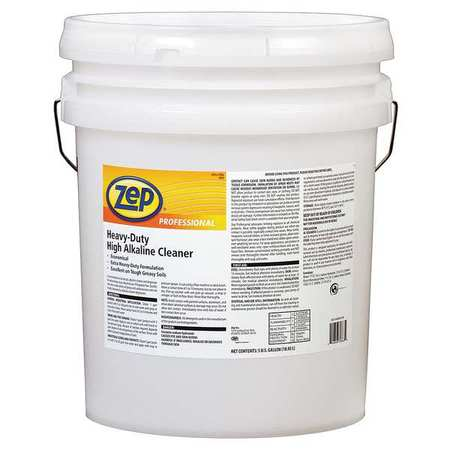 ZEP PROFESSIONAL R08635 Heavy Duty Cleaner, Purple, Butyl