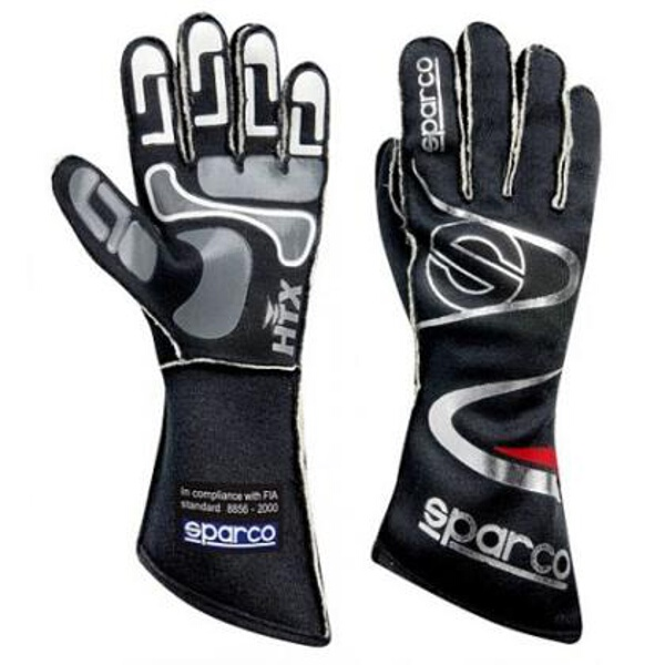 Sparco 001352A09NR Arrow H7 Competition Gloves Black 9 Fits:UNIVERSAL 0 - 0 NON