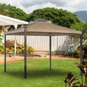 Garden Winds Replacement Canopy Top for the Everton Gazebo