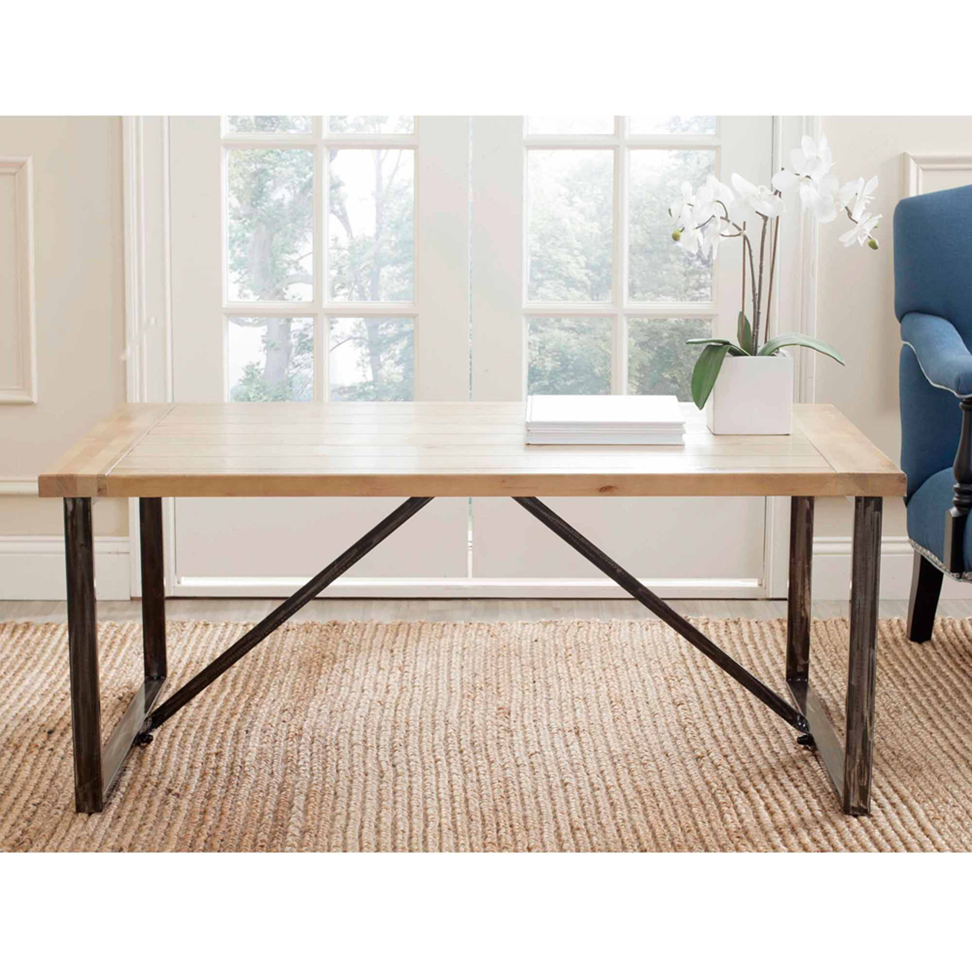Safavieh Chase Coffee Table, Natural