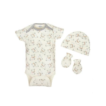 4ac10671d005 Gerber - Newborn Baby Boy or Girl Unisex Onesies Brand Organic Short ...