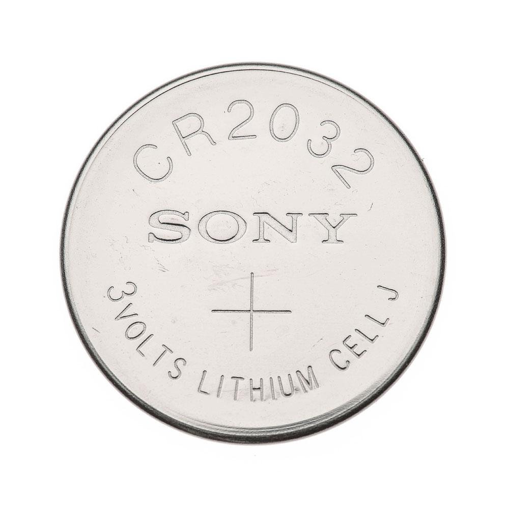 Sony Coin Cell Battery CR2032 3V Lithium Replaces DL2032, BR2032  FAST USA SHIP