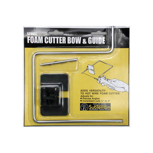 ST1437 Foam Cutter Guide Multi-Colored