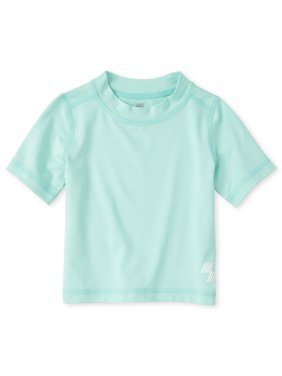 The Children's Place Toddler Boy Solid Rashguard Swim Shirt