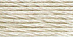 DMC 6-Strand Embroidery Cotton 8.7yd-Ultra Very Light Mocha Brown