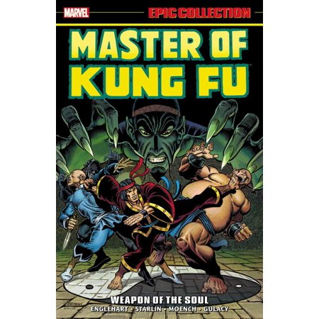 Master of Kung Fu Epic Collection: Weapon of the