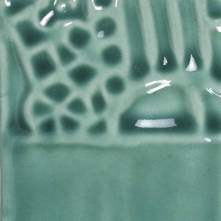 Mayco Elements Glaze, Lapis Lagoon EL136, 1 Pint