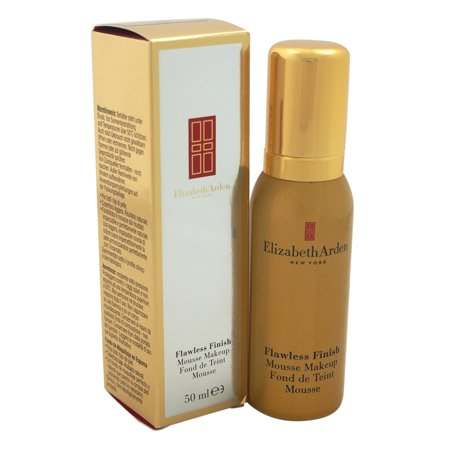 Flawless Finish Mousse Makeup - # 02 Natural by Elizabeth Arden for Women - 1.7 oz Foundation