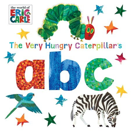 Abc Caterpillar - Very Hungry Caterpillars ABC (Board Book)