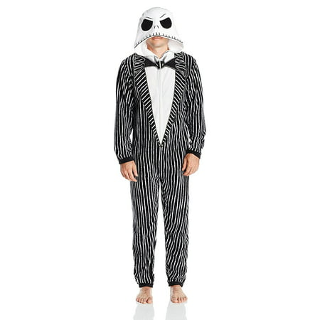Nightmare Before Christmas Men's Uniform Union Suit, Large](Nightmare Before Halloween Characters)