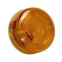 Blazer International Round Plastic Clearance Light, 2Pack