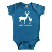 Rocket Bug Baby Daddy's Little Doe Bodysuit Turquoise 12-18m