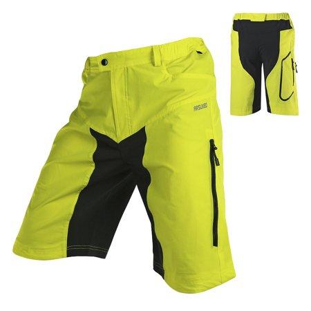 Lixada Men Outdoor Sports Leisure Capri Shorts Climbing MTB Bicycle Cycling Pants