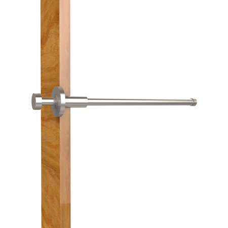- Fresno Collection Retractable Pullout Garment Rod (Build to Order)