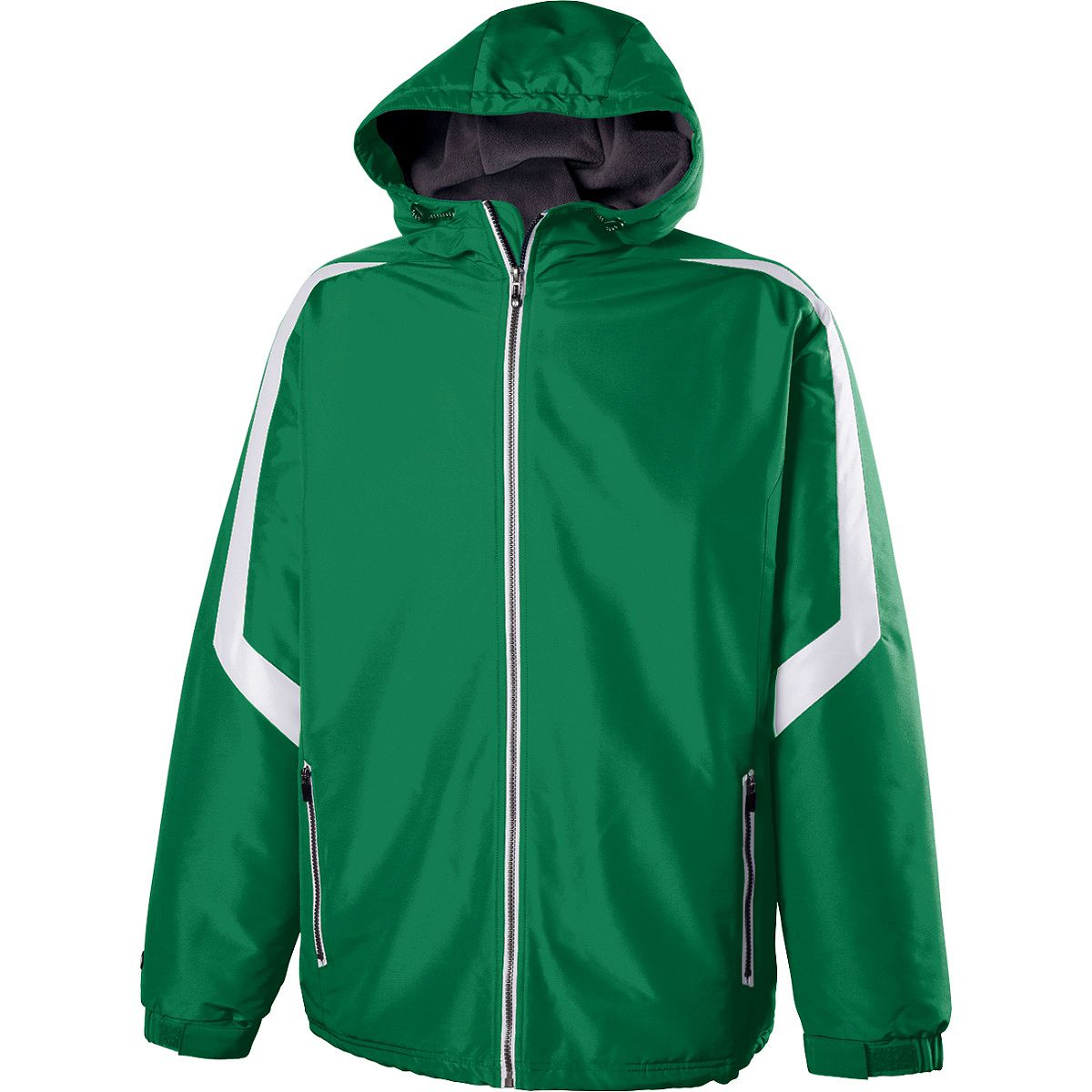 Holloway Charger Jacket Kel/Whi 2Xl - image 1 of 1