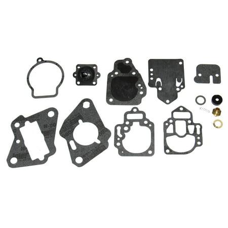 Overhaul Gasket - OEM Mercury Carburetor Gasket Overhaul Kit 1395-9761 1