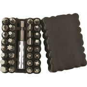 9184532,INSERT BIT SETS,ASSORTED,33-PIECES PRO MIX ,