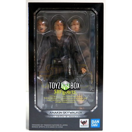 S.H. Figuarts Star Wars Anakin Skywalker Episode 3 Revenge of the Sith Action Figure