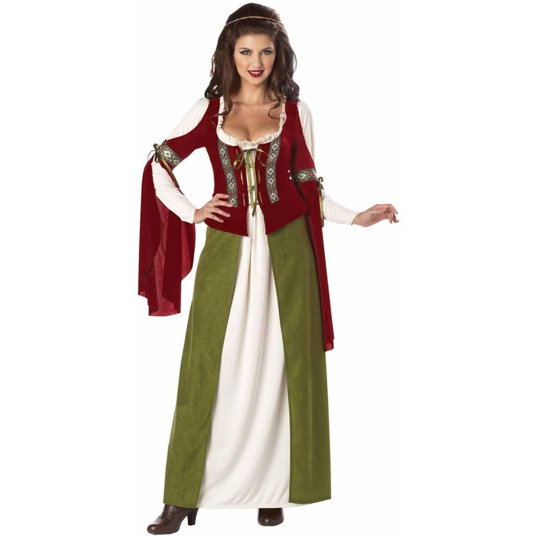 Maid Marian Women's Adult Halloween Costume