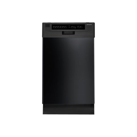 Frigidaire FFBD1821MB 18 Built-In Dishwasher - Black [Black]