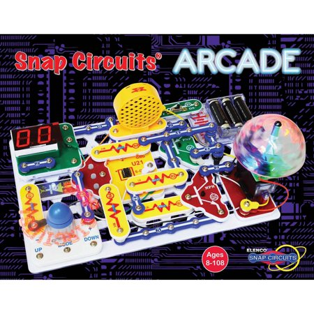 Snap Circuits Arcade Electronics Discovery - Snap Circuits Lights