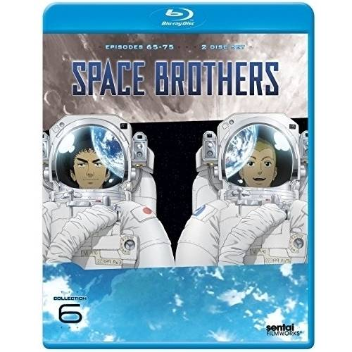 Space Brothers 6 (Blu-ray) (Widescreen)