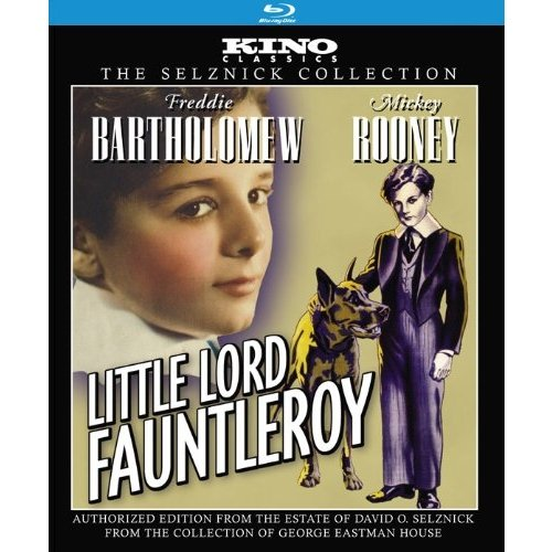 Little Lord Fauntleroy (Blu-ray) (Full Frame)