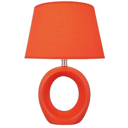 Lite Source  LS-20585  Table Lamps  Viko  Lamps  ;Orange
