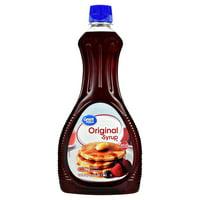 (2 pack) Great Value Original Syrup, 36 fl oz