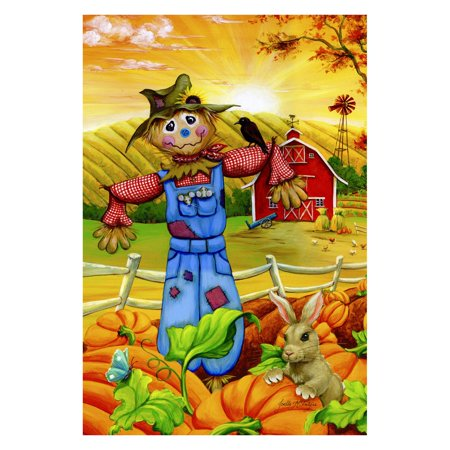 - Toland Home Garden Scarecrow Buddies Flag