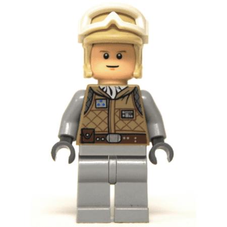 LEGO Star Wars Luke Skywalker (Hoth) Minifigure