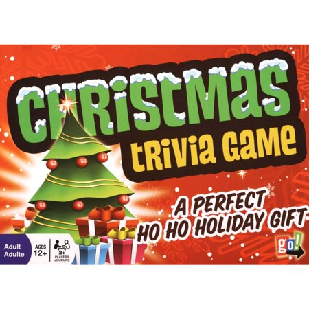 Christmas Trivia Game, by Go! Games