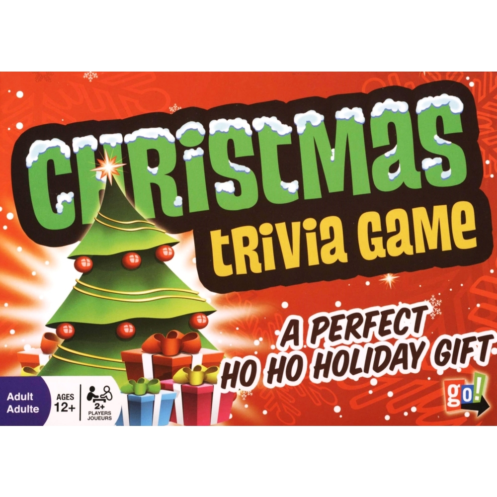 Christmas Trivia Game, Christmas Games by Go Games
