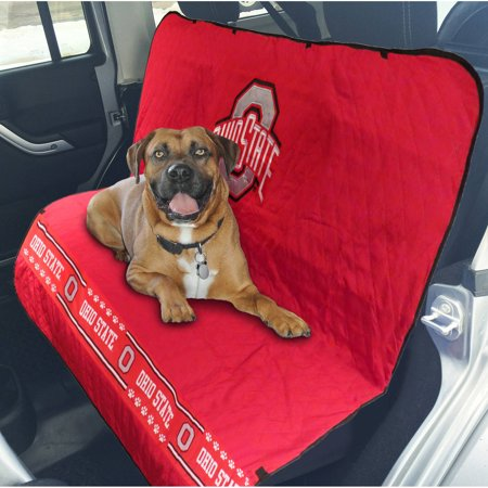 pets first college ohio state buckeyes car seat cover. Black Bedroom Furniture Sets. Home Design Ideas