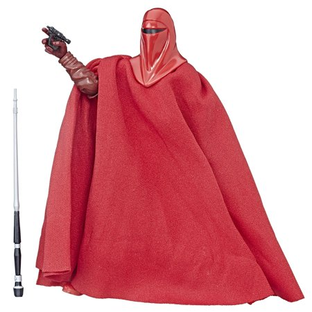 Guard Star Wars (Star Wars: Episode VI The Black Series Imperial Royal)