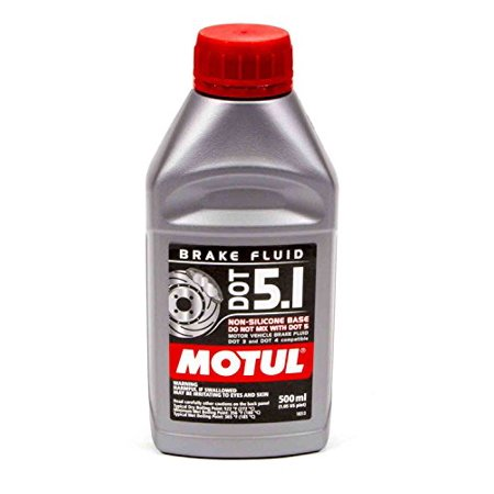Motul DOT 5.1 - 0.500L AM - Fully Synthetic Brake Fluid