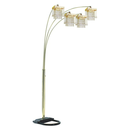 Milton Greens Salvador Arc Floor Lamp ()