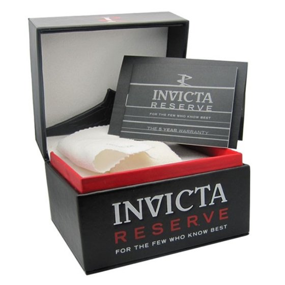Invicta Men's 63mm Grand Octane Limited Edition Automatic Iridescent Watch