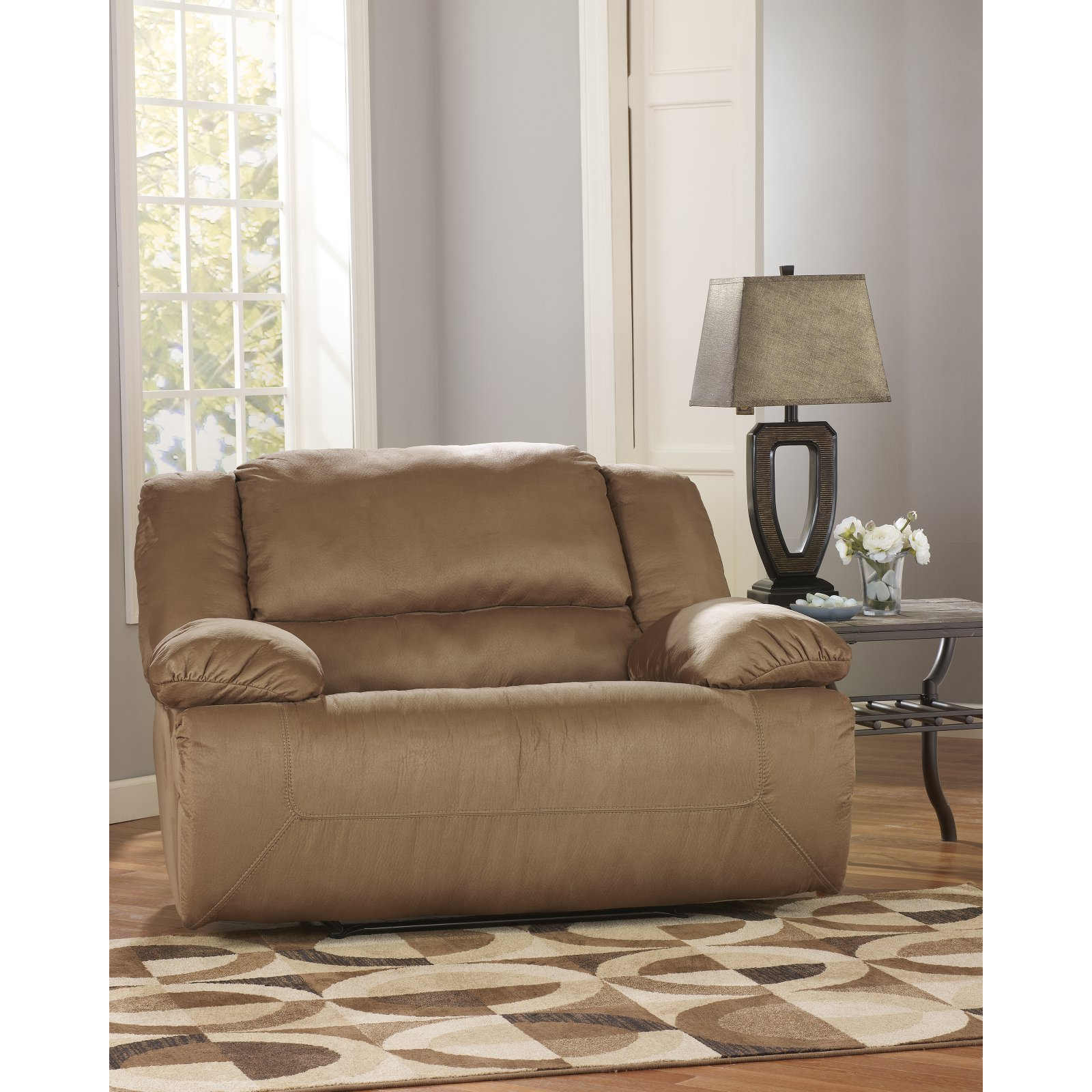 Signature Design by Ashley Hogan Oversized Recliner  sc 1 st  Walmart & Oversized Recliners islam-shia.org